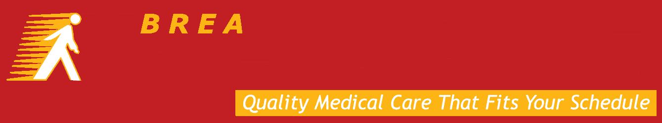brea urgent care logo